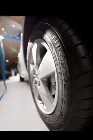 Goodyear EfficientGrip Tyre