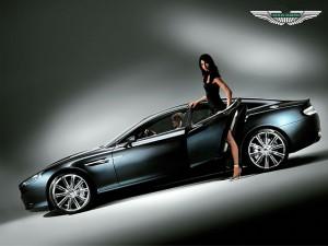 Aston Martin Mr Bond and beyond
