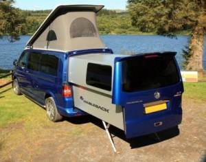 The Doubleback - Revolutionary New 2012 VW Transporter