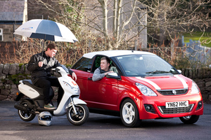 Kids set to take to the roads on 4 wheels