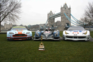 Le Mans Livery contest launched by Aston Martin Racing and Gulf