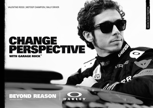 Change perspective with Oakley
