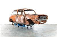 Famous lost mini set to be sold after spending 30 years in a tunnel