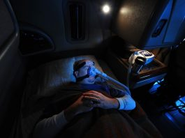 sleep apnoea and lorry drivers