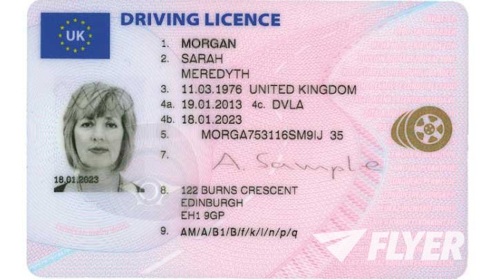 the history of the uk driving licence