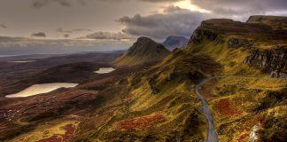 Scotland self drive 4x4