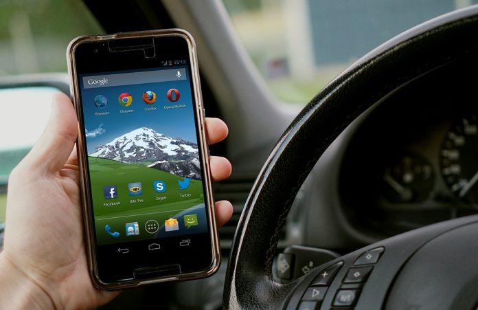 mobile phone danger