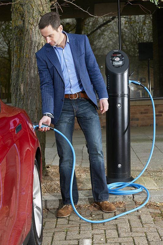 Chargemaster records its one millionth charge