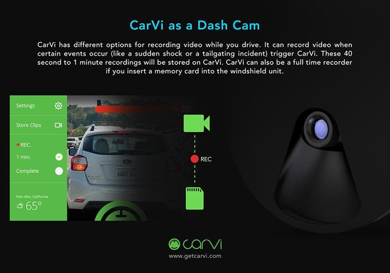 CarVi-dashcam