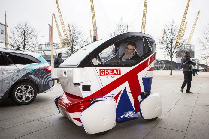 Driverless Cars Trail