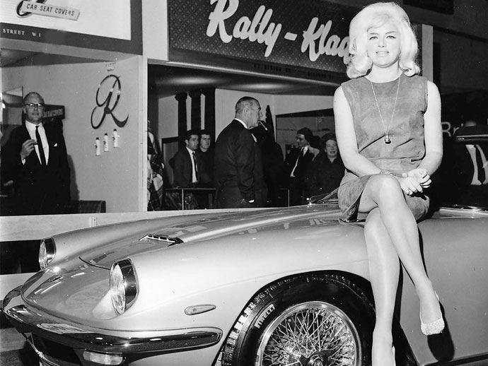 Maserati Diana-Dors