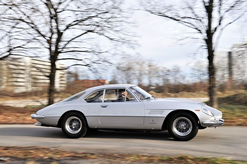 1962 Ferrari 400 Superamerica LWB Coupe Aerodinamico Tim Scott c 2015 Courtesy RM Sothebys