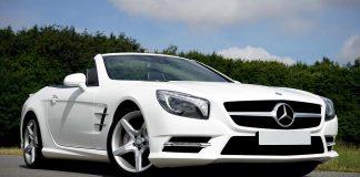 New White Car