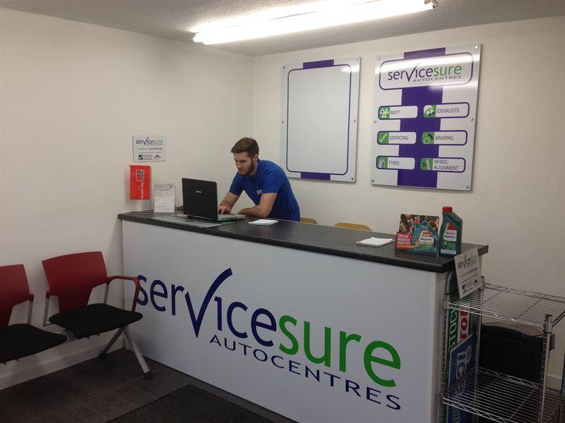 service sure