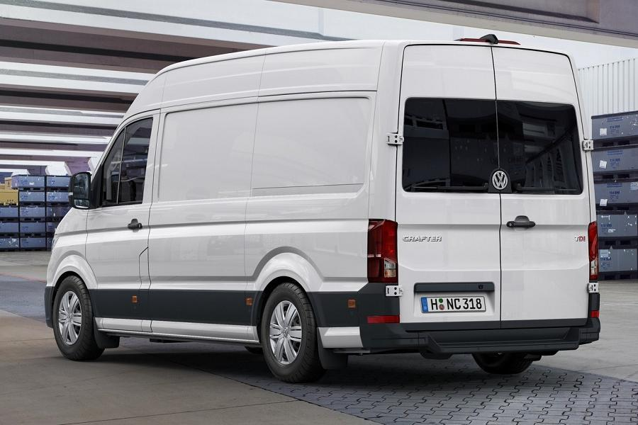 A Look At The 2017 Volkswagen Crafter Motoring News